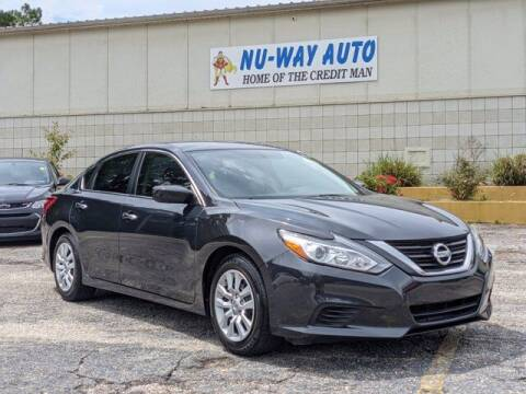 2017 Nissan Altima for sale at Nu-Way Auto Ocean Springs in Ocean Springs MS