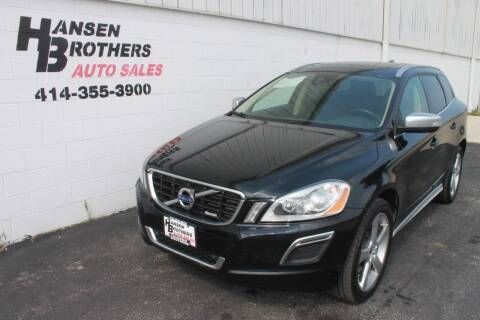 2012 Volvo XC60 for sale at HANSEN BROTHERS AUTO SALES in Milwaukee WI