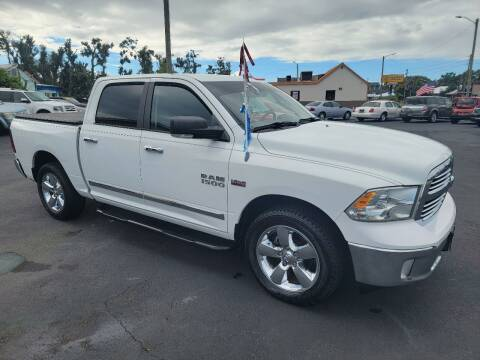 2013 RAM Ram Pickup 1500 for sale at ANYTHING ON WHEELS INC in Deland FL