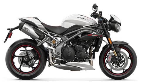 2019 Triumph Speed Triple RS for sale at Powersports of Palm Beach in Hollywood FL