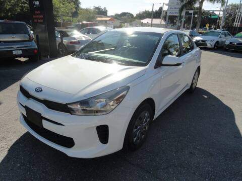 2019 Kia Rio for sale at DeWitt Motor Sales in Sarasota FL
