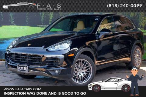 2016 Porsche Cayenne for sale at Best Car Buy in Glendale CA