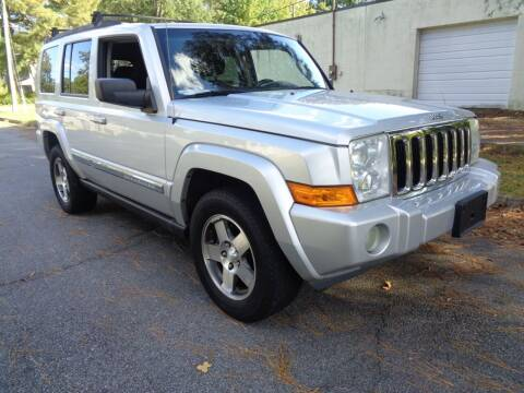 2010 Jeep Commander for sale at Liberty Motors in Chesapeake VA