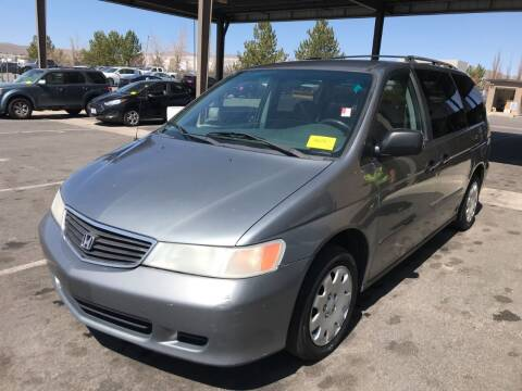 2001 Honda Odyssey for sale at Auto Bike Sales in Reno NV