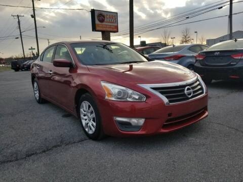 2013 Nissan Altima for sale at Cars 4 Grab in Winchester VA
