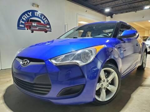 2012 Hyundai Veloster for sale at Italy Blue Auto Sales llc in Miami FL