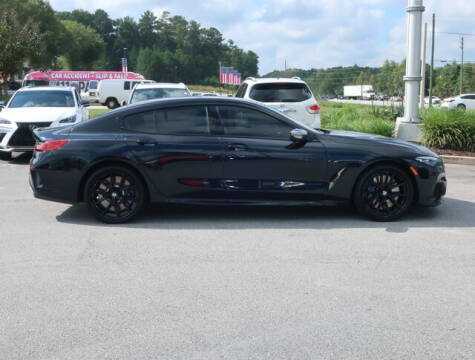 2021 BMW 8 Series for sale at Southern Auto Solutions - BMW of South Atlanta in Marietta GA