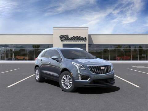 2021 Cadillac XT5 for sale at Bob Clapper Automotive, Inc in Janesville WI