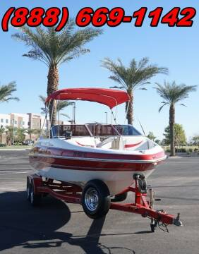 2008 Glastron GXL-205 SKI & FISH for sale at AZautorv.com in Mesa AZ