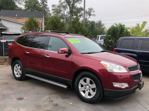 2011 Chevrolet Traverse for sale at Perfect Auto Sales in Palatine IL