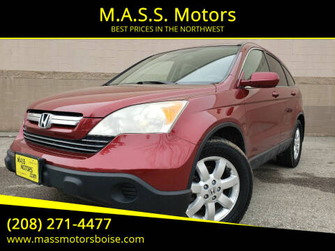 2007 Honda CR-V for sale at M.A.S.S. Motors in Boise ID