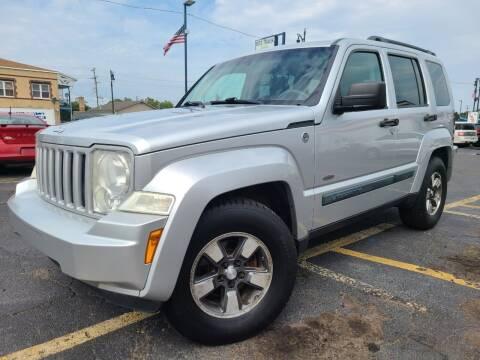 2008 Jeep Liberty for sale at Rite Track Auto Sales in Detroit MI