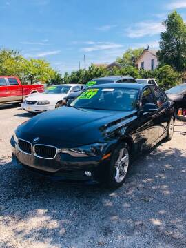 2015 BMW 3 Series for sale at Capital Car Sales of Columbia in Columbia SC