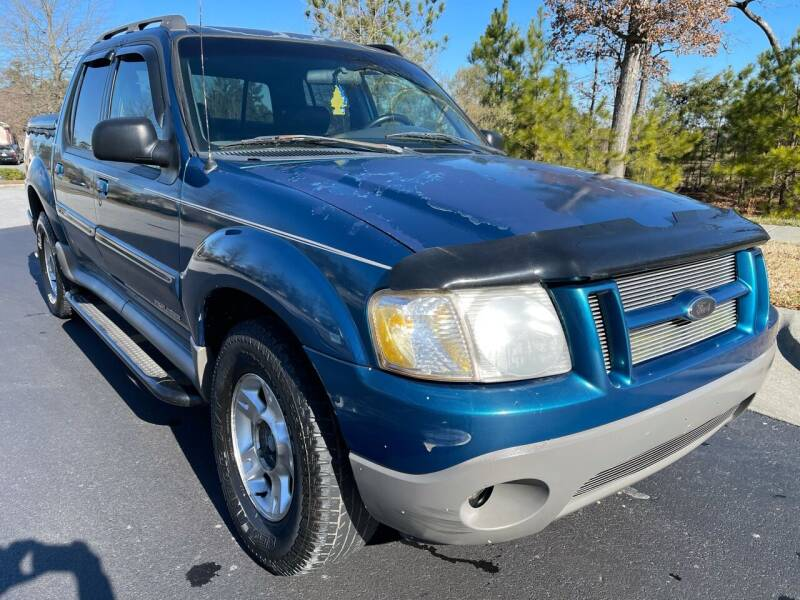 2001 Ford Explorer Sport Trac for sale at LA 12 Motors in Durham NC