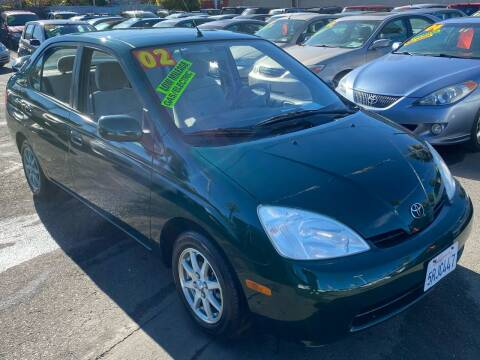 2002 Toyota Prius for sale at North County Auto in Oceanside CA