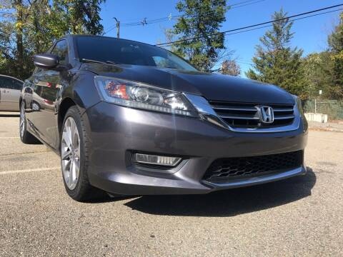 2013 Honda Accord for sale at A & B Motors in Wayne NJ