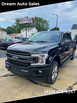 2019 Ford F-150 for sale at Dream Auto Sales in South Milwaukee WI
