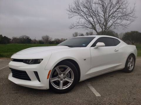 2018 Chevrolet Camaro for sale at Laguna Niguel in Rosenberg TX