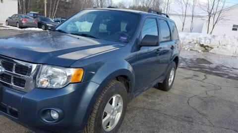 2010 Ford Escape for sale at Lewis Auto Sales in Lisbon ME