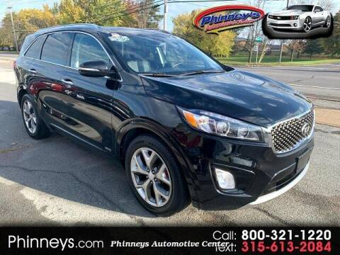 2018 Kia Sorento for sale at Phinney's Automotive Center in Clayton NY
