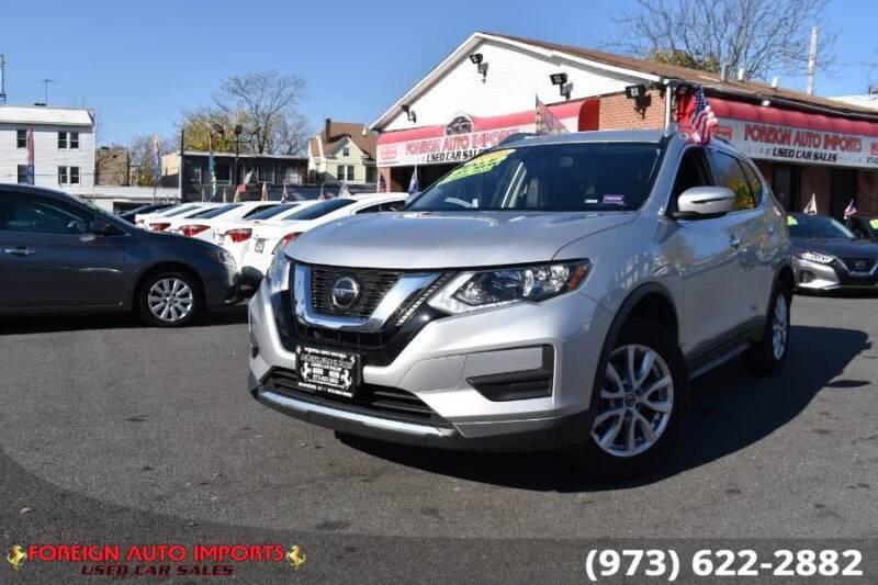 2019 Nissan Rogue for sale at www.onlycarsnj.net in Irvington NJ