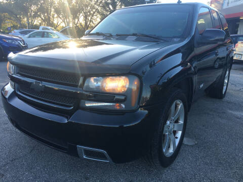 2008 Chevrolet TrailBlazer for sale at Capital City Imports in Tallahassee FL