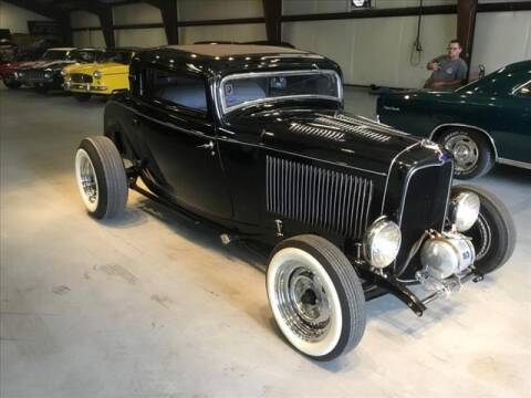 1932 Ford 3 WINDOW for sale at SHAKER VALLEY AUTO SALES in Enfield NH