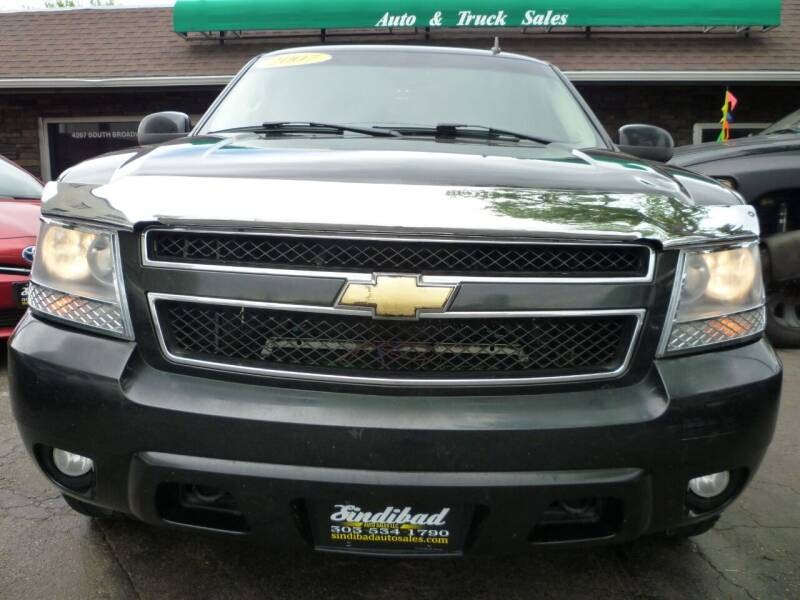 2007 Chevrolet Tahoe for sale at Sindibad Auto Sale, LLC in Englewood CO