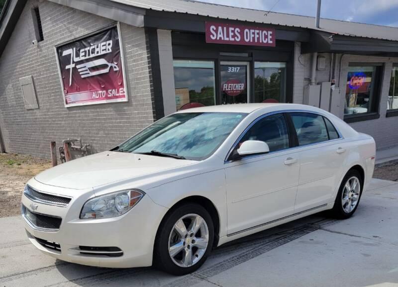 2011 Chevrolet Malibu for sale at Fletcher Auto Sales in Augusta GA