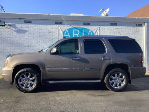 2013 GMC Yukon for sale at ARIA  AUTO  SALES in Raleigh NC