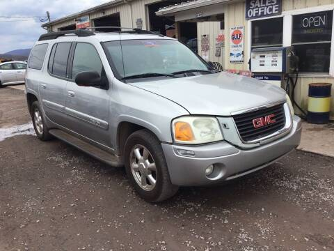 2004 GMC Envoy XL for sale at Troys Auto Sales in Dornsife PA