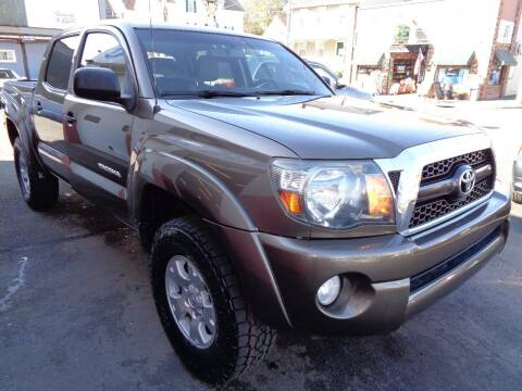 2011 Toyota Tacoma for sale at Best Choice Auto Sales Inc in New Bedford MA