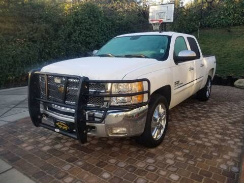 2013 Chevrolet Silverado 1500 for sale at Best Quality Auto Sales in Sun Valley CA
