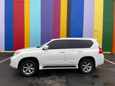 2012 Lexus GX 460 for sale at JOSE MESA AUTO WHOLESALE , LLC in Portland OR