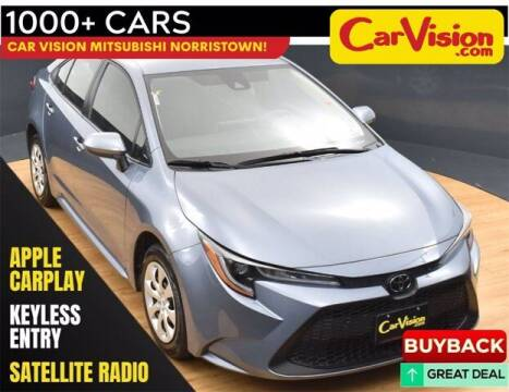 2021 Toyota Corolla for sale at Car Vision Buying Center in Norristown PA