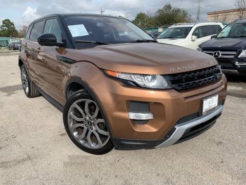 2014 Land Rover Range Rover Evoque for sale at KAYALAR MOTORS in Houston TX