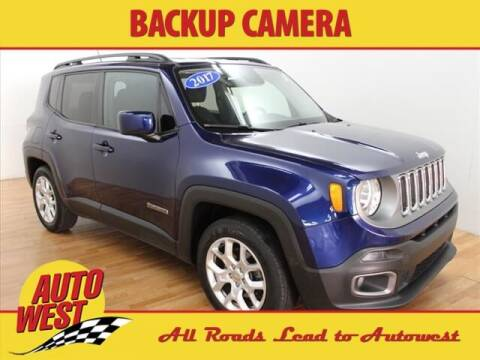 2017 Jeep Renegade for sale at Autowest of GR in Grand Rapids MI