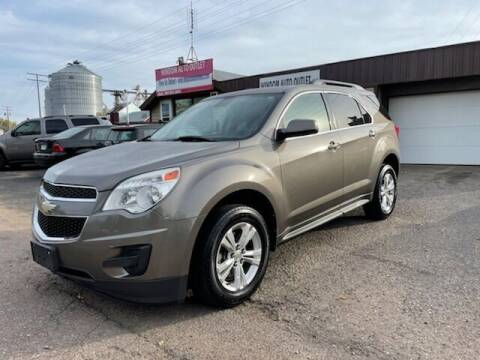 2012 Chevrolet Equinox for sale at WINDOM AUTO OUTLET LLC in Windom MN