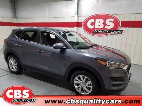 2019 Hyundai Tucson for sale at CBS Quality Cars in Durham NC