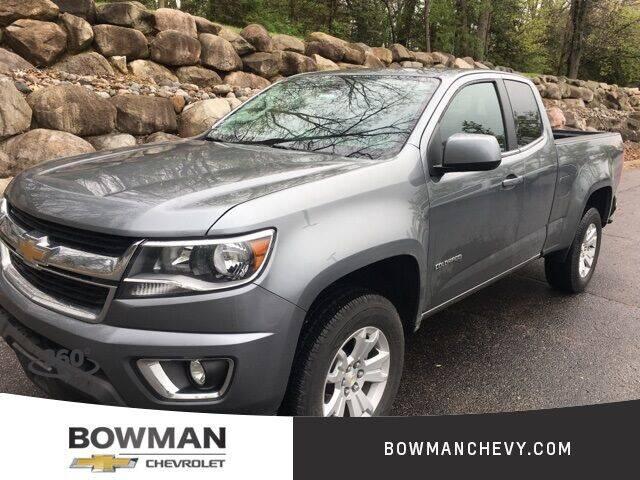 2019 Chevrolet Colorado for sale in Clarkston, MI