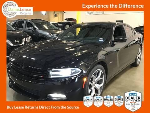 2015 Dodge Charger for sale at Dallas Auto Finance in Dallas TX