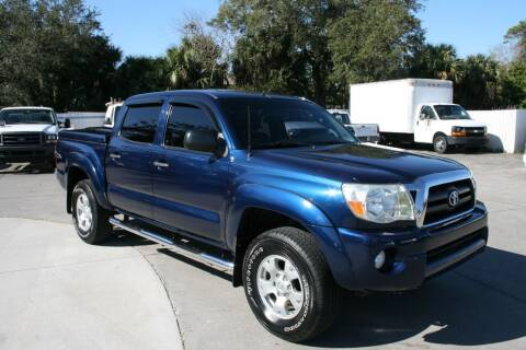2007 Toyota Tacoma for sale at Mike's Trucks & Cars in Port Orange FL