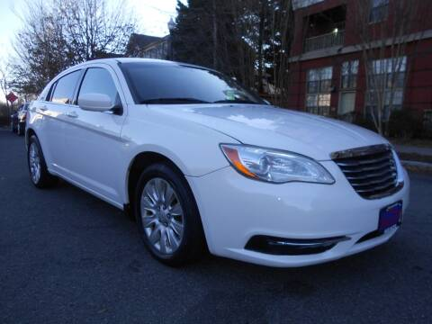 2011 Chrysler 200 for sale at H & R Auto in Arlington VA