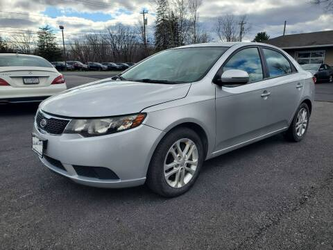 2012 Kia Forte for sale at AFFORDABLE IMPORTS in New Hampton NY