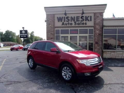 2010 Ford Edge for sale at Wisneski Auto Sales, Inc. in Green Bay WI