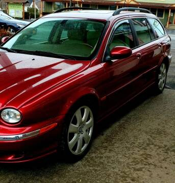 2006 Jaguar X-Type for sale at Apple Auto Sales Inc in Camillus NY