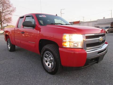 2010 Chevrolet Silverado 1500 for sale at Cam Automotive LLC in Lancaster PA
