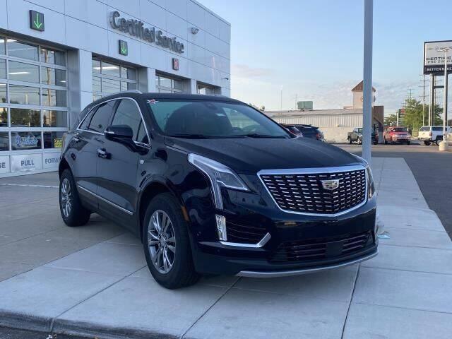2021 Cadillac XT5 for sale in Twin Lake, MI