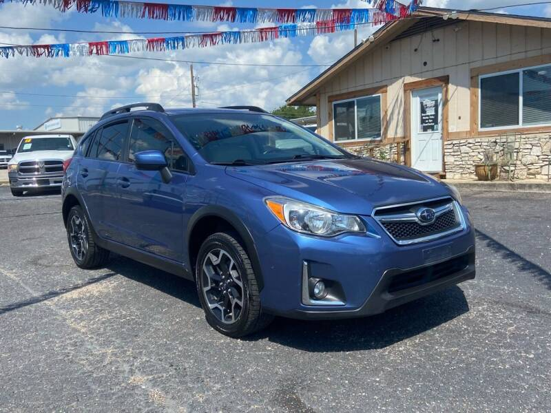 2017 Subaru Crosstrek for sale at The Trading Post in San Marcos TX