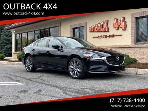 2020 Mazda MAZDA6 for sale at OUTBACK 4X4 in Ephrata PA